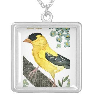 Pájaro Goldfinch Joyería