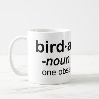 pájaro HOL ic Tazas