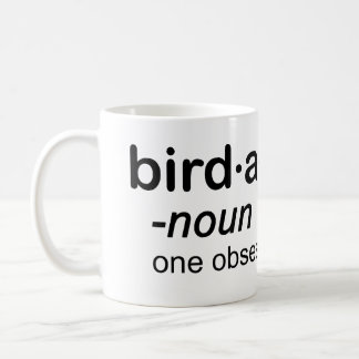 pájaro HOL ic Taza De Café