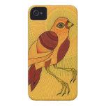 pájaro iPhone 4 Case-Mate protector