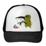 pájaro jabonoso gorra
