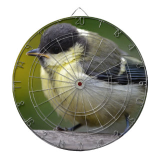 Pájaro joven tabla dardos