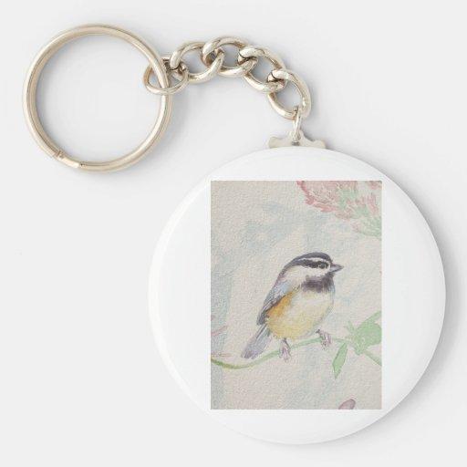 Pájaro Llaveros Personalizados