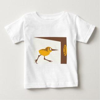Pájaro loco camisas