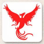 Pájaro mítico de Phoenix Posavaso