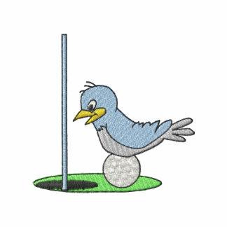 Pájaro que trama la bola