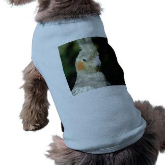 Pájaro Playera Sin Mangas Para Perro