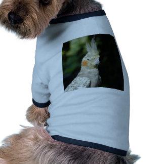 Pájaro Camiseta Con Mangas Para Perro
