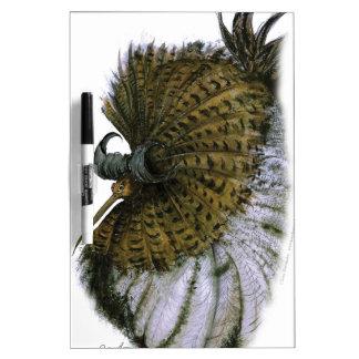 pájaro salvaje del acerino, fernandes tony pizarras blancas de calidad