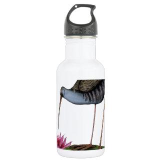 pájaro salvaje del carril del agua