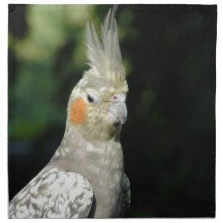Pájaro Servilletas