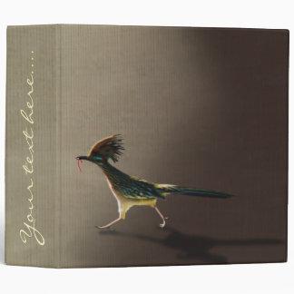 Pájaro temprano, carpeta