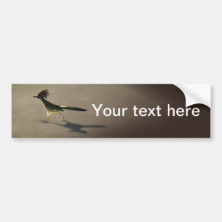 Pájaro temprano, pegatina para el parachoques etiqueta de parachoque