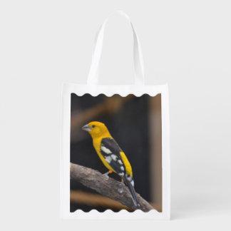 Pájaro Bolsas Reutilizables