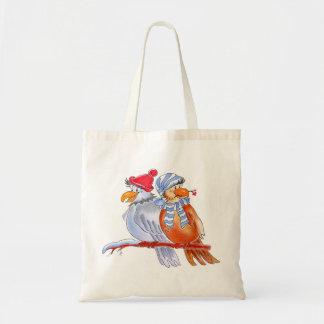 Pájaros a mano - bolso de los grajos bolsa