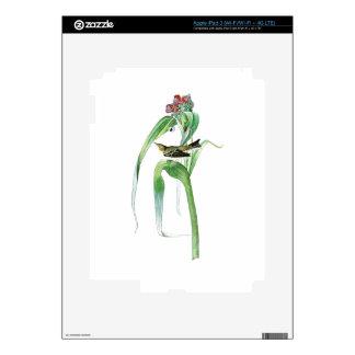 Pájaros América de John James Audubon de la Pegatina Skin Para iPad 3