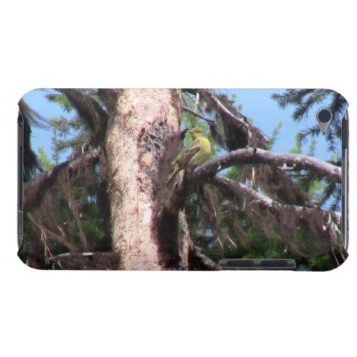 Pájaros Aves de los animales de la fauna de Koosko iPod Case-Mate Cárcasas