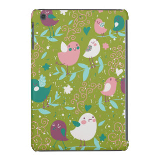 Pájaros banales de Tweety en vides Fundas De iPad Mini Retina