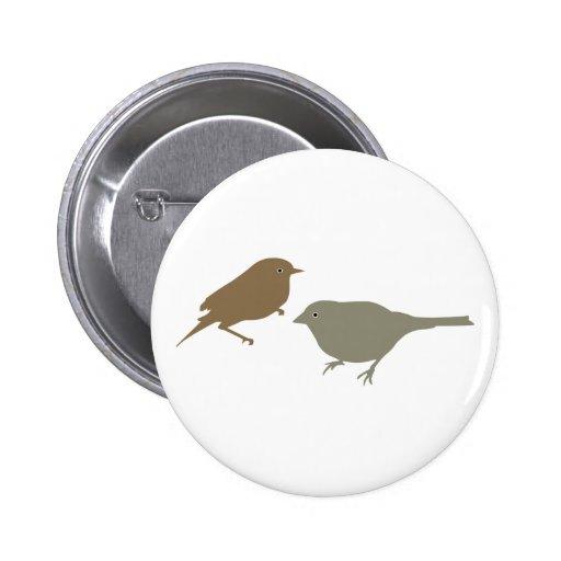 Pájaros birds pins