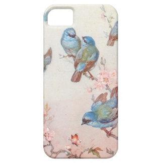 Pájaros bonitos iPhone 5 Case-Mate funda