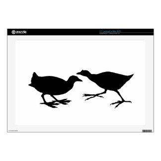 Pájaros Calcomanía Para Portátil