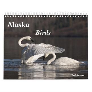 Pájaros de Alaska Calendarios