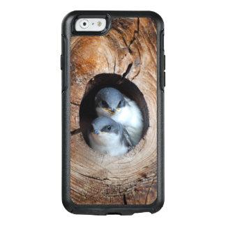 Pájaros de bebé funda otterbox para iPhone 6/6s