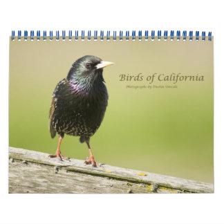 Pájaros de California Calendarios De Pared