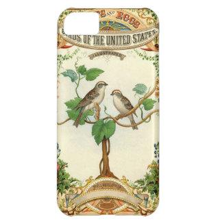 Pájaros de la cubierta del iphone 5 de Estados Uni
