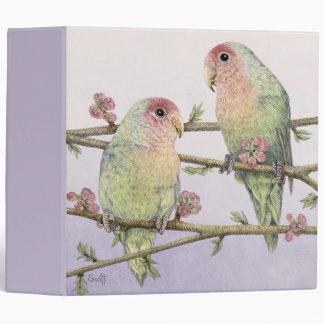 """Pájaros del amor carpeta 2"""""""