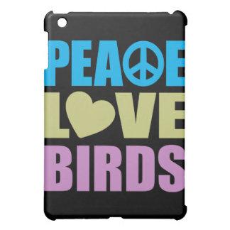 Pájaros del amor de la paz