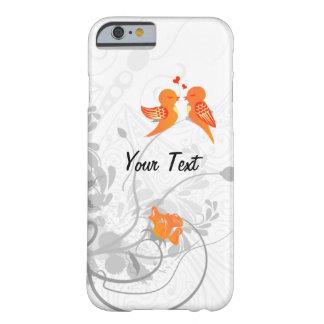 Pájaros del amor - funda de iPhone 6 barely there