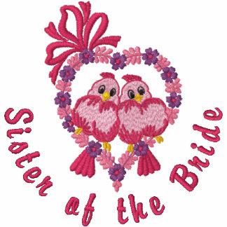 Pájaros del amor - hermana de la novia