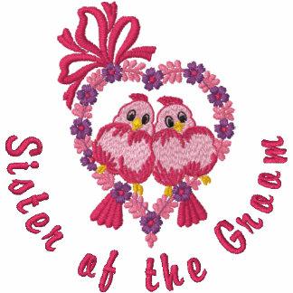 Pájaros del amor - hermana del novio