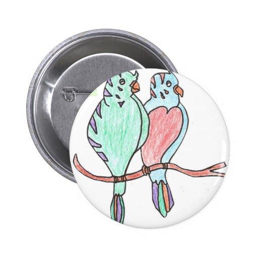 pájaros del amor pins