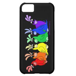 Pájaros del arco iris: ¡Teléfonos gay!