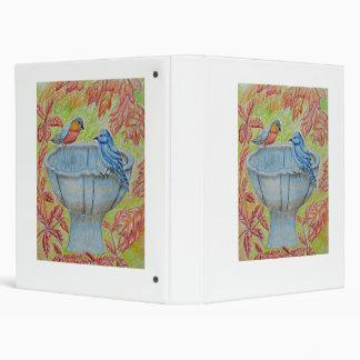 """pájaros del otoño carpeta 1"""""""