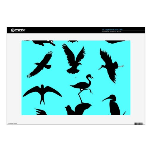 pájaros fiesta y amigos skins para portátil