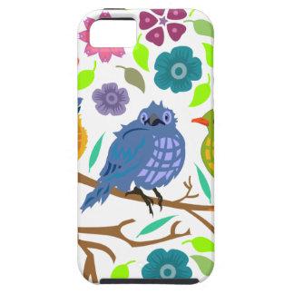 Pájaros Funda Para iPhone SE/5/5s