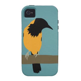 Pájaros iPhone 4/4S Funda