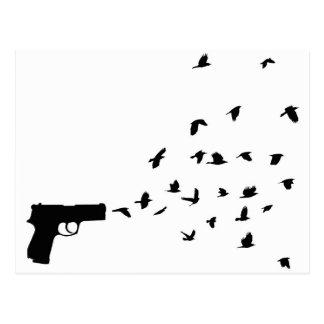 pájaros postal