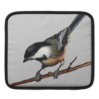 Pájaros, Wren, Chickadee: Arte a pulso del realism Mangas De iPad