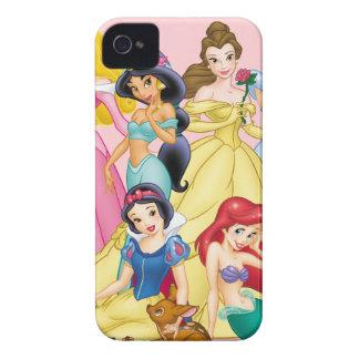 Pájaros y animales de la princesa el | de Disney Case-Mate iPhone 4 Protectores