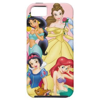Pájaros y animales de la princesa el | de Disney iPhone 5 Carcasas