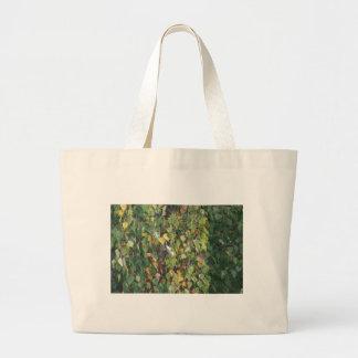 pájaros y flora australianos bolsa de mano
