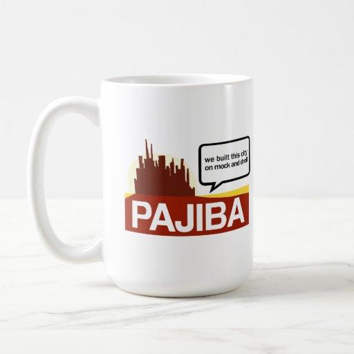 Pajimug derecho taza de café