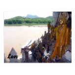 pak ou buddhas post card