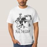Pakal or Pacal - The Mayan King T-Shirt