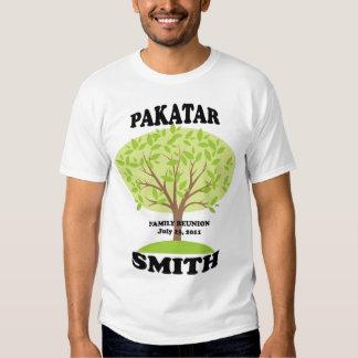 Pakatar-Smith Famiy Reunion 2011-Option 2 T-shirt