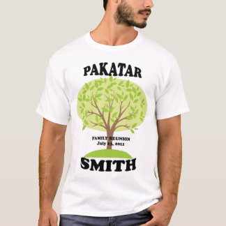 Pakatar-Smith Famiy Reunion 2011-Option 2 T-Shirt
